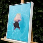 Amy Devlin Metamorphis Wychwood Art – 3