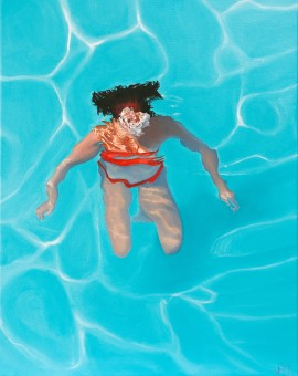 Amy Devlin Submerged Underwater Art for sale