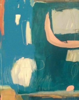 Diane Whalley Skinny Dipping Wychwood Art