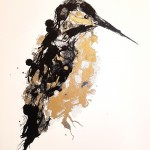 G Dobson Kingfisher gold
