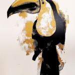 G Dobson Toucan gold
