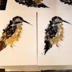 G Dobson kingfisher gold2