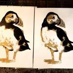 G Dobson puffin gold 3