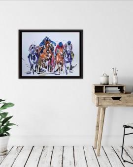 Garth Bayley, Equine Art