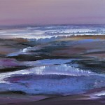 Helen Robinson Sea Lavender Original Seascape Painting (5)