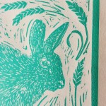 Joanna Padfield Running Hare Print 3