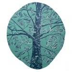 Molly Lemon, Sweet Chestnut II, Rural Art, Affordable Art 6