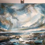 Rock Pools - Easel View