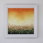 2Sophie Berger – Rising Up – Oil on canvas – 60 x 60 cm