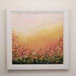 Sophie Berger - kindred spirits - Oil on canvas - 80 x 80 cm