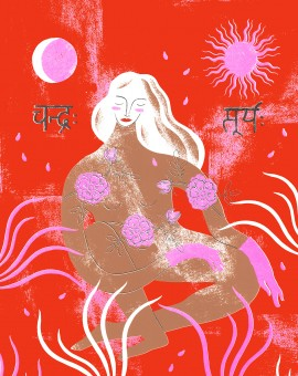AGNESSAGA_Agnese Taurina_Wychwood art_ Shakti_limited edition prints_1.