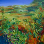 Alanna Eakin Time To Disappear Wychwood Original Landscape Art