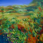 Alanna Eakin Time To Disappear Wychwood Original Landscape Art