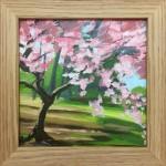 Batsford Blossom study 2 – Alexandra Buckle