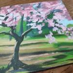 Batsford Blossom study 2 close up