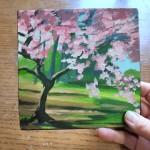 Batsford Blossom study 2 scale