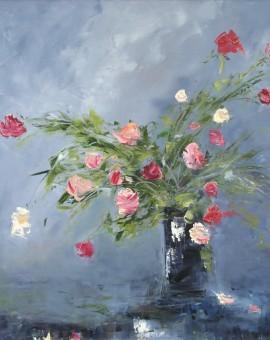 Black Jar and Roses, Libbi Gooch