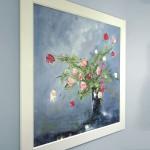 Black Jar and Roses detail01
