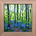 Bluebell Wood study 1 – Alexandra Buckle