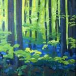 Bluebell Wood study 2