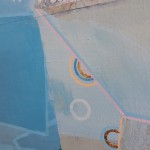 Clark Nicol Cloud Machine Affordable contemporary painting detail2