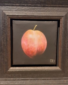 Dani Humberstone, Plum, Original oil painting