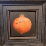 Dani Humberstone, Pomegranate, Original oil painting