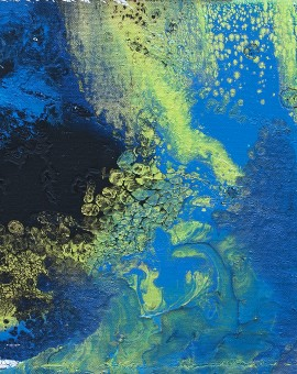 Daniel Tidbury_Abyss_Contemporary Abstract Painting