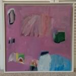 Diane Whalley Raspberry Ripple I Wychwood Art