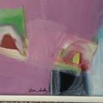 Diane Whalley Raspberry Ripple III Wychwood Art