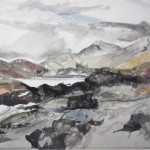 Duncan MacDonald Johnson From the Sound of Arisaig , Winter Storm 1 Wychwood Art.jpeg