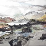 Duncan MacDonald Johnson From the Sound of Arisaig, Winter Storm Wychwood Art.jpeg