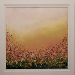 Sophie Berger – kindred spirits – Oil on canvas – 80 x 80 cm