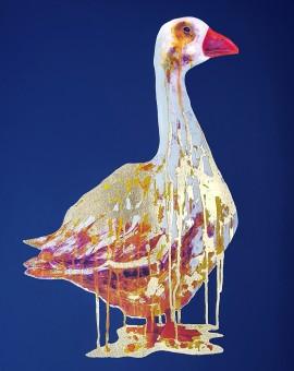 G Dobson golden goose