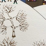Gordon Barker. Watching The Humans, Landscape Art 7