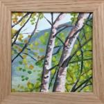 Grasmere Birches study 2 – Alexandra Buckle