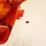 Gummy Bear, Gavin Dobson, watercolour2