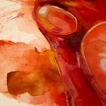 Gummy Bear, Gavin Dobson, watercolour5