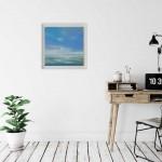 Helen Robinson Tranquillity Original Seascape Painting (3)