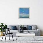 Helen Robinson Tranquillity Original Seascape Painting (5)