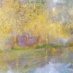 Hiroko Lewis Reflected Stillness III Detail 2 Wychwood Art