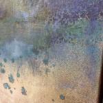 Hiroko Lewis Reflected Stillness III Detail 4 Wychwood Art