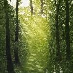 Jane Peart Woodland Glade