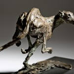 Jane Shaw Speed Racing Greyhound Bronze Animal Sculpture Wychwood Art 9