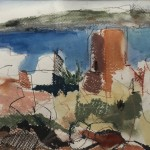 Jemma Powell, Formentera, View from my Villa
