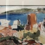 Jemma Powell, Formentera, View from my Villa 2