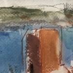 Jemma Powell, Formentera, View from my Villa 6