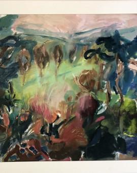Jemma Powell, Pink Cotswold Sunset