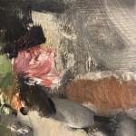 Jemma Powell, Roses in a Glass Bottle 7