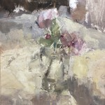 Jemma Powell, Roses in a Glass Bottle II